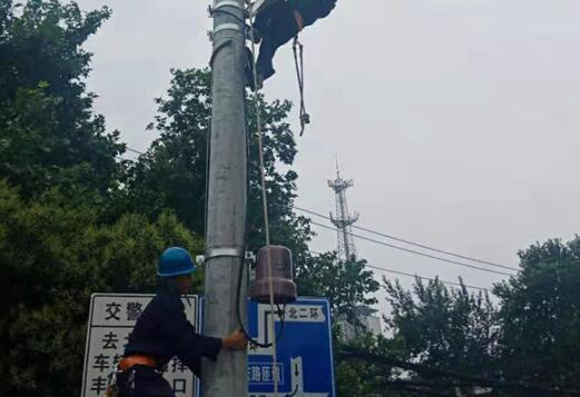 中国电信股份有限公司电力增容工程