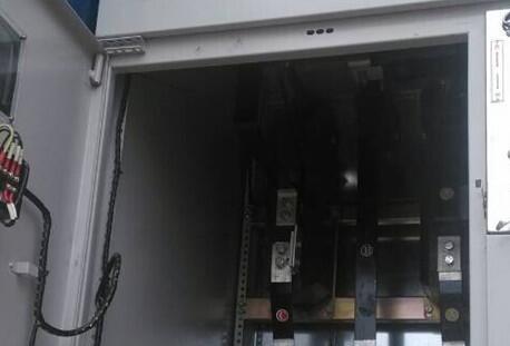 西安市莲湖区二府街小学250KVA箱式变电站安装工程