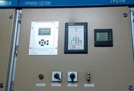 陕西科技大学未央校区8000KVA电力增容改造项目